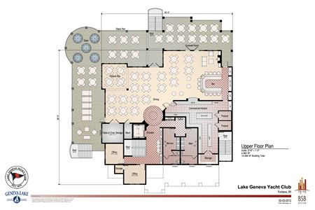 LGYC Building Plan - Second Floor