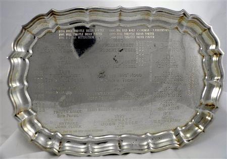 "Millard ""Bus"" Mogg Memorial Trophy"
