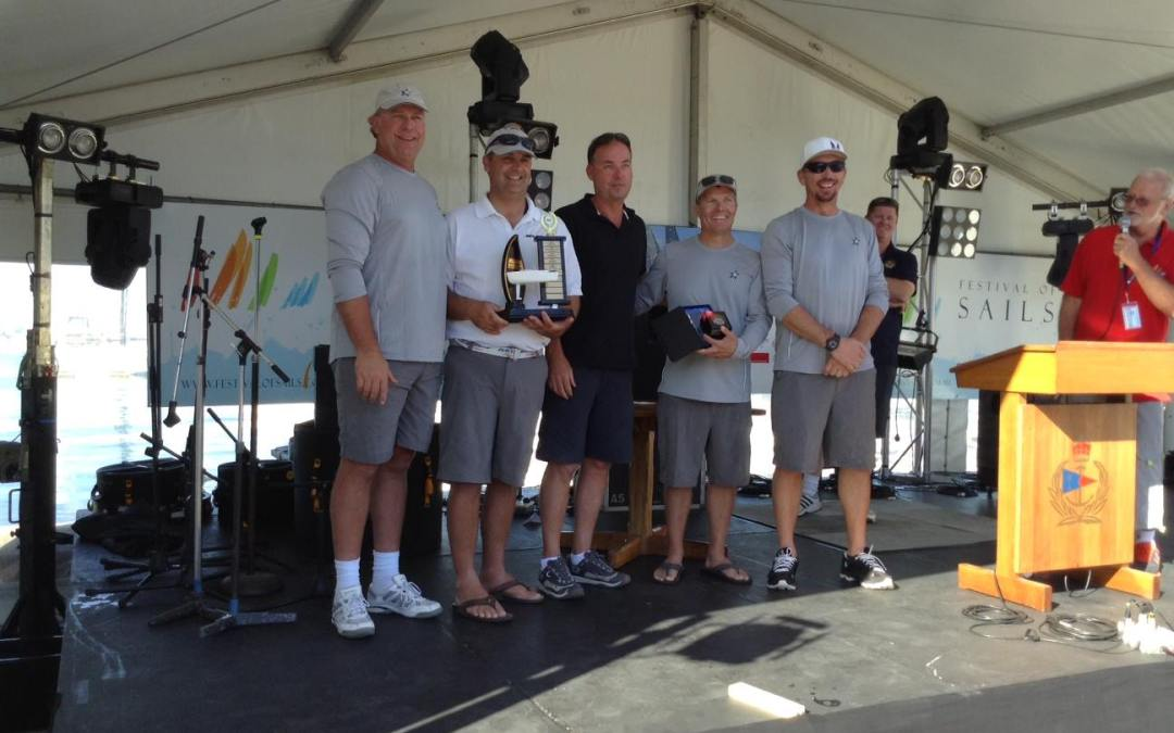 Harry Melges Wins the Melges 24 Australian Open National Championship