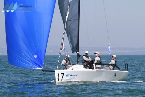 Favini takes Melges 24 title; Harry Melges and Bora Gulari in battle for second today