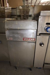 Vulcan Fryer - Gas - 14x21 --- $600