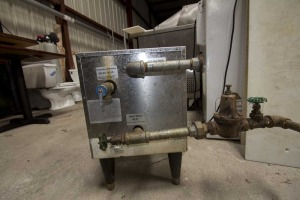 Booster Heater - Hubbell - J66S - 6 Gallon - 25 AMP --- $900