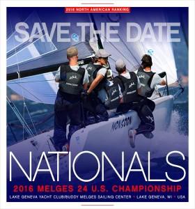 2016 Melges 24 Nationals