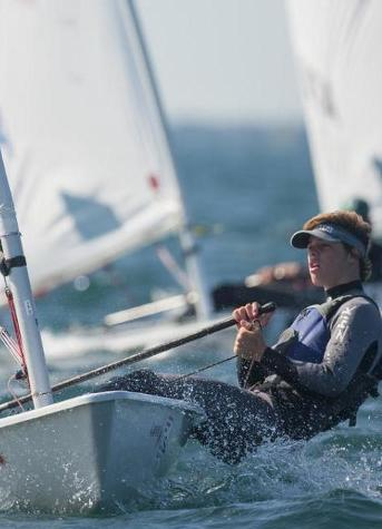 Lamphere Wins Intercollegiate Singlehanded National Championship