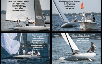 LGYC Takes Three of Four Classes at the Big Inland